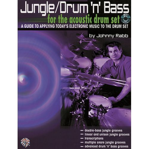 ALFRED PUBLISHING JUNGLE DRUM N BASS - DRUMS & PERCUSSION