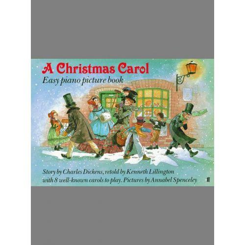 FABER MUSIC LILLINGTON KENNETH - CHRISTMAS CAROL - PIANO