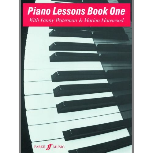 FABER MUSIC WATERMAN F / HAREWOOD M - PIANO LESSONS BOOK 1 - PIANO