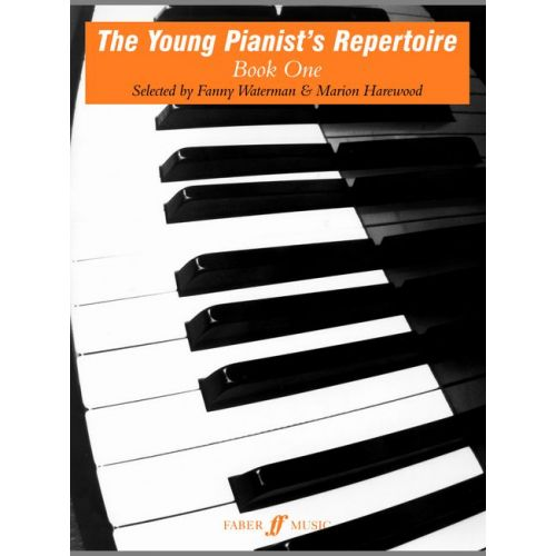 FABER MUSIC WATERMANN/HAREWOOD - YOUNG PIANIST'S REPERTOIRE BOOK 1 - PIANO