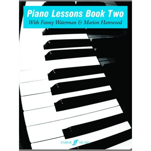 FABER MUSIC WATERMANN/HAREWOOD - PIANO LESSON BOOK 2 - PIANO