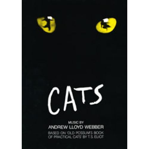 FABER MUSIC WEBBER ANDREW LLOYD - CATS - PVG
