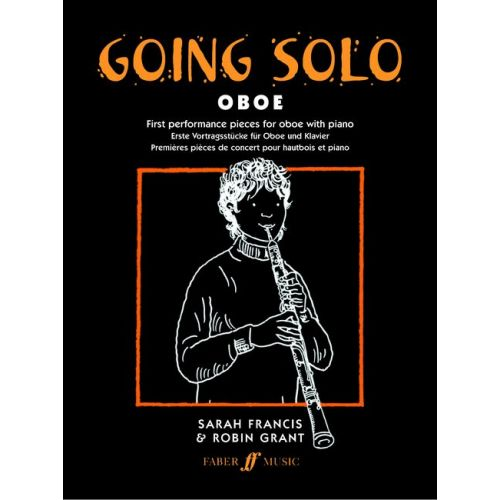 FABER MUSIC FRANCIS S / GRANT R - GOING SOLO - OBOE AND PIANO