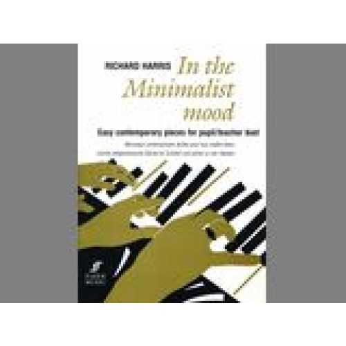 FABER MUSIC HARRIS RICHARD - IN THE MINIMALIST MOOD (PIANO DUET) - PIANO DUET