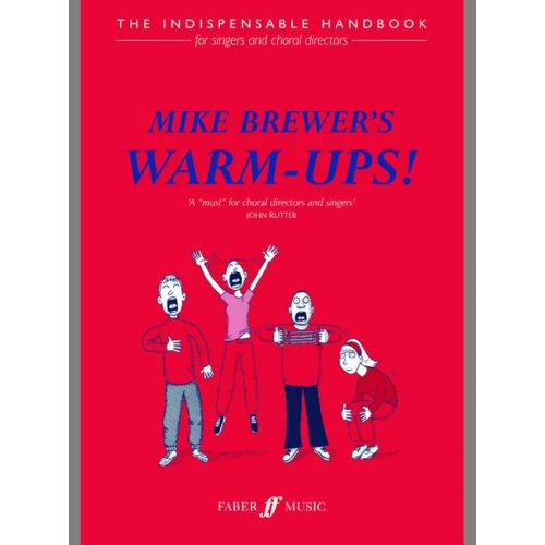 FABER MUSIC BREWER MIKE - WARM-UPS - VOICE
