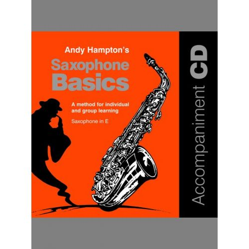 FABER MUSIC HAMPTON ANDY - SAXOPHONE BASICS + CD - SAXOPHONE