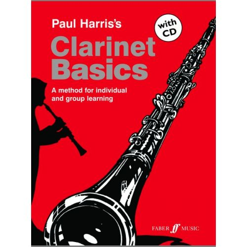 FABER MUSIC HARRIS PAUL - CLARINET BASICS + CD - CLARINET