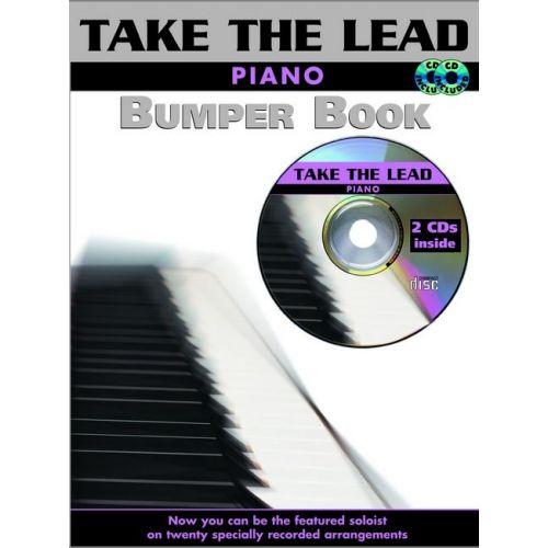 FABER MUSIC BUMPER TAKE THE LEAD + CD- PIANO