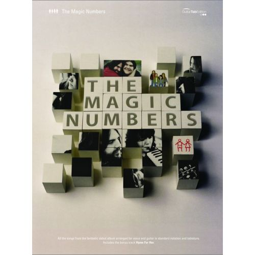 FABER MUSIC MAGIC NUMBERS THE - MAGIC NUMBERS - GUITARE TAB