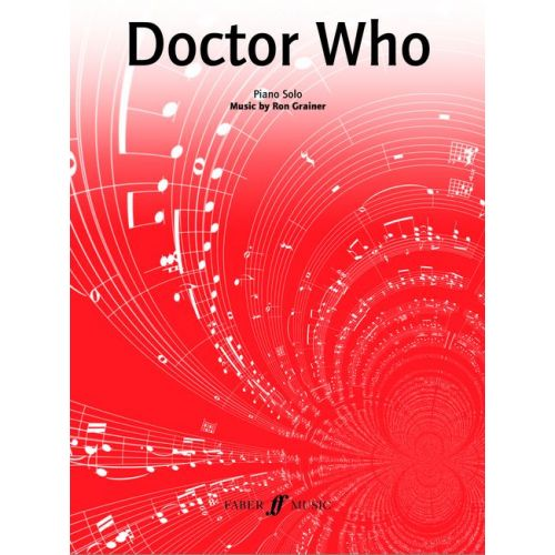 FABER MUSIC GRAINER RON - DR WHO - PVG