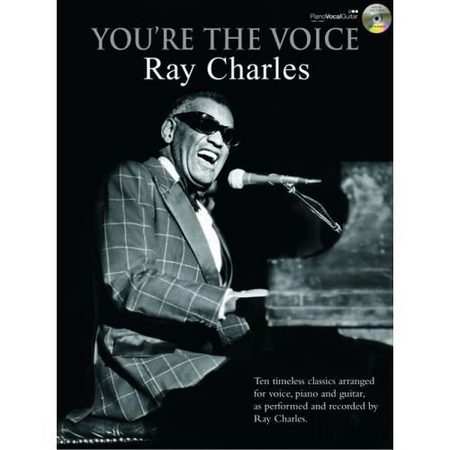 FABER MUSIC CHARLES RAY - YOU'RE THE VOICE + CD - PVG