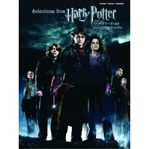 FABER MUSIC HARRY POTTER ET LA COUPE DE FEU - PIANO