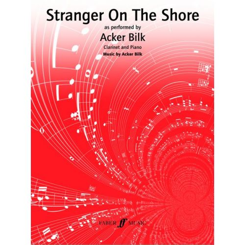 FABER MUSIC BILK ACKER - STRANGER ON THE SHORE - CLARINET AND PIANO