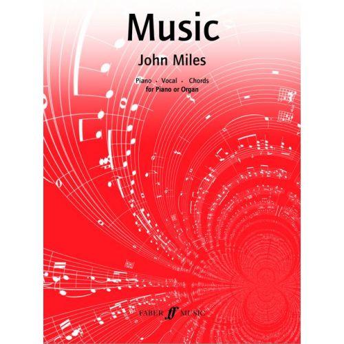 FABER MUSIC MILES JOHN - MUSIC - PVG