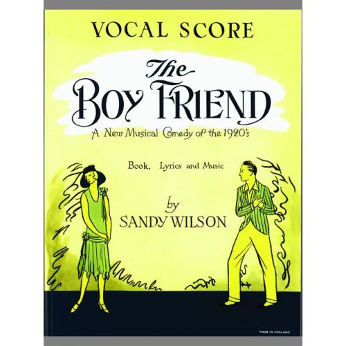 FABER MUSIC WILSON SANDY - BOYFRIEND, THE - PVG