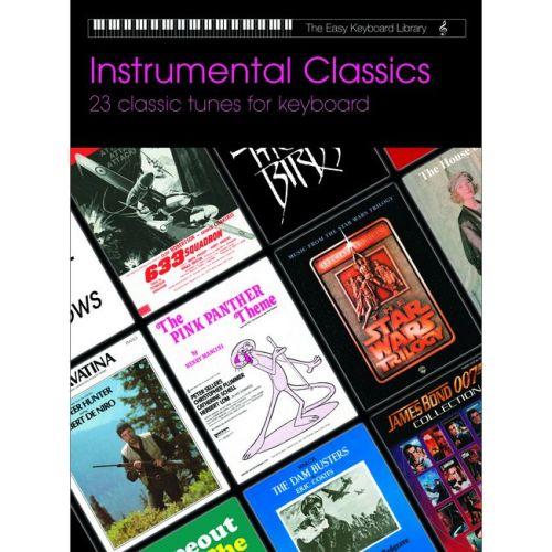 FABER MUSIC INSTRUMENTAL CLASSICS - ELECTRONIC KEYBOARD