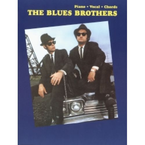 FABER MUSIC BLUES BROTHERS - PVG