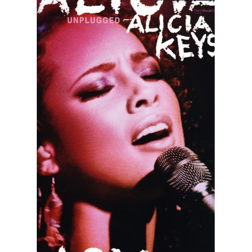 FABER MUSIC KEYS ALICIA - UNPLUGGED - PVG