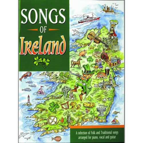 FABER MUSIC SONGS OF IRELAND - PVG