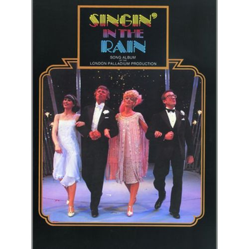 FABER MUSIC BROWN N / FREED A - SINGIN' IN THE RAIN - VOICE