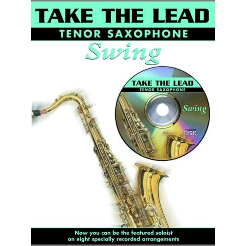 FABER MUSIC TAKE THE LEAD - SWING + CD - SAXOPHONE AND PIANO