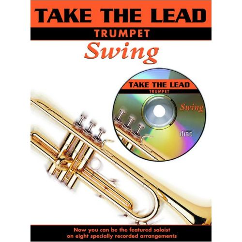 FABER MUSIC TAKE THE LEAD - SWING + CD - TRUMPET AND PIANO