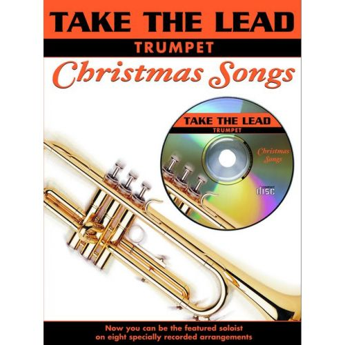 FABER MUSIC TAKE THE LEAD - CHRISTMAS + CD - TRUMPET AND PIANO