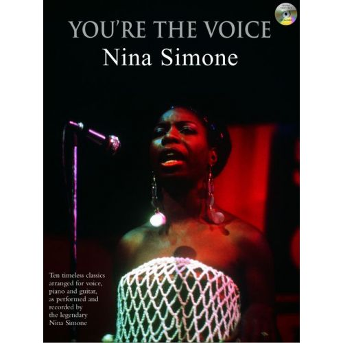 FABER MUSIC SIMONE NINA - YOU'RE THE VOICE + CD - PVG