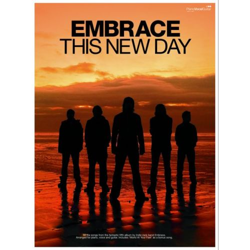 FABER MUSIC EMBRACE - THIS NEW DAY - PVG