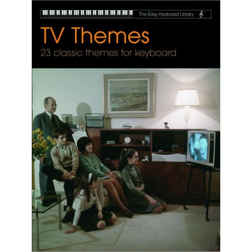 FABER MUSIC TV THEMES - ELECTRONIC KEYBOARD