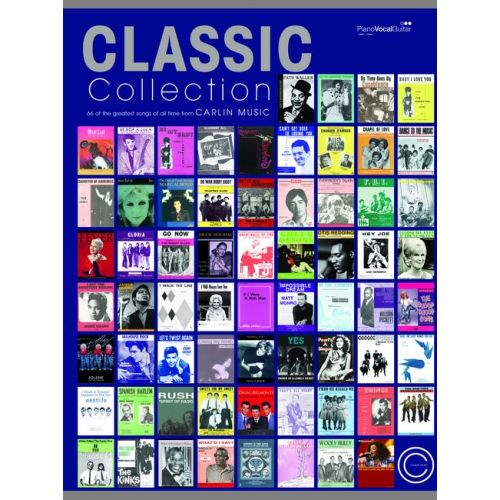 FABER MUSIC CARLIN CLASSIC COLLECTION - PVG