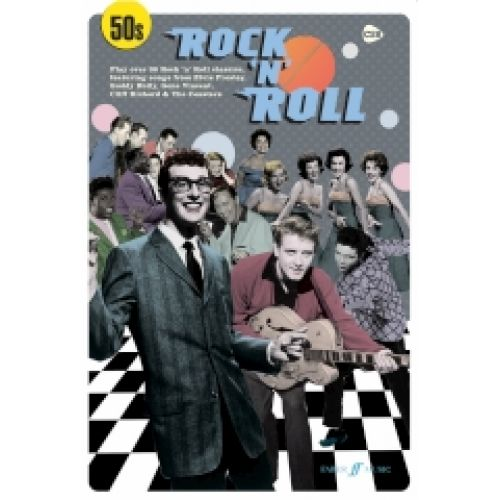 FABER MUSIC 50'S ROCK 'N' ROLL (CHORD SONGBOOK)