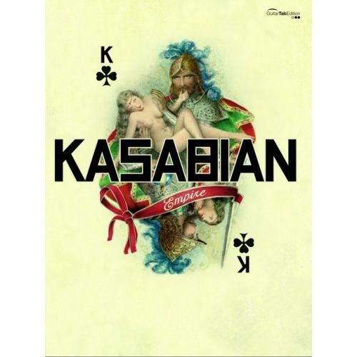 FABER MUSIC KASABIAN - EMPIRE - GUITARE TAB