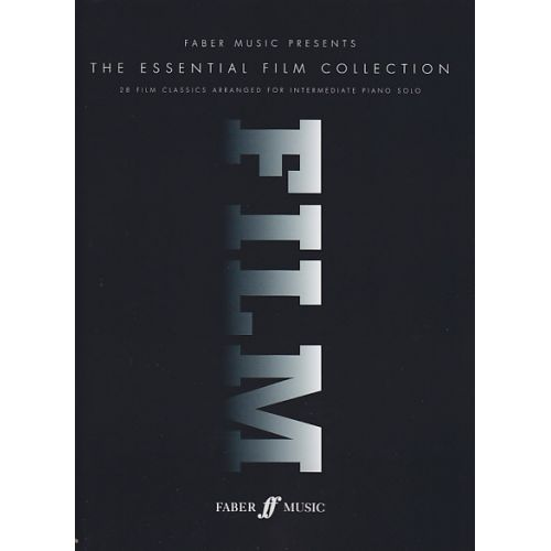 ALFRED PUBLISHING THE ESSENTIAL FILM COLLECTION (PIANO)