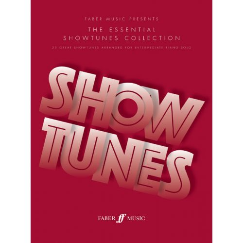 FABER MUSIC HARRIS RICHARD - ESSENTIAL SHOWTUNES COLLECTION, THE - PIANO SOLO