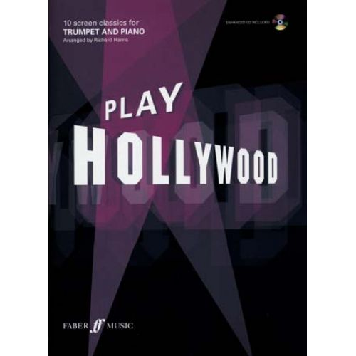 FABER MUSIC PLAY HOLLYWOOD TROMPETTE + CD