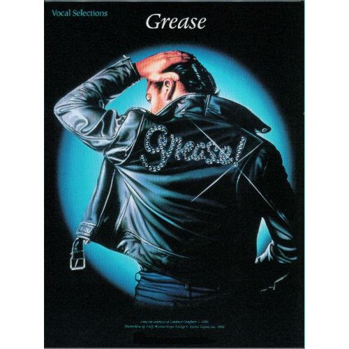 FABER MUSIC CASEY W / JACOBS J - GREASE - STAGE VOCAL SELECTIONS