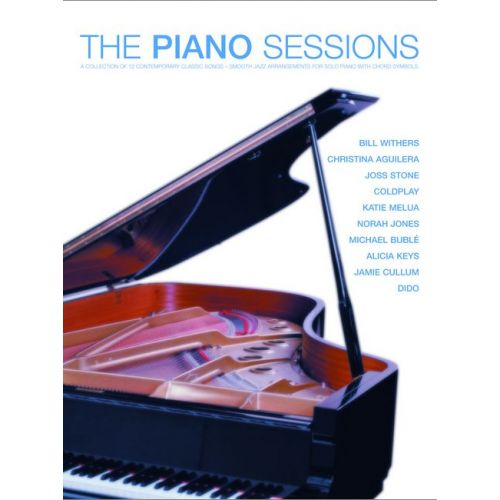 FABER MUSIC PIANO SESSIONS, THE - PIANO AND CHORDS