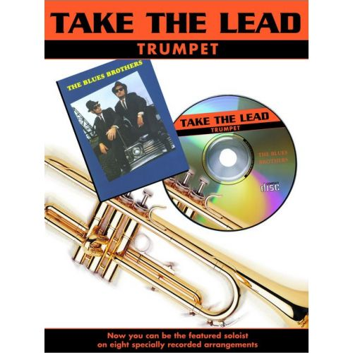 FABER MUSIC TAKE THE LEAD - BLUES BROTHERS + CD - TRUMPET AND PIANO