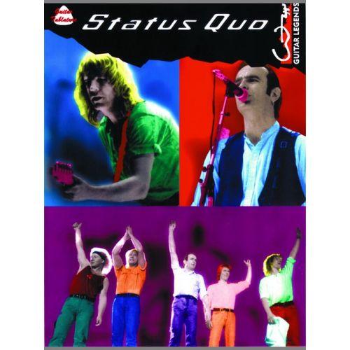 FABER MUSIC STATUS QUO - STATUS QUO - GUITAR TAB