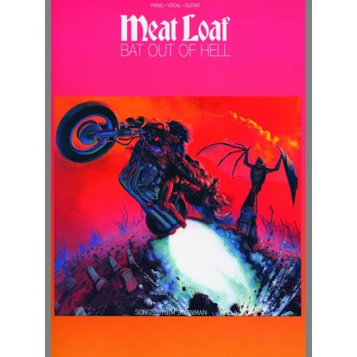 FABER MUSIC MEATLOAF - BAT OUT OF HELL - PVG