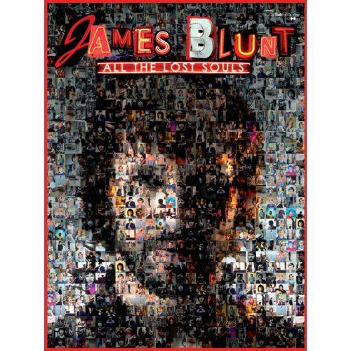 FABER MUSIC BLUNT JAMES - ALL THE LOST SOULS - GUITARE TAB
