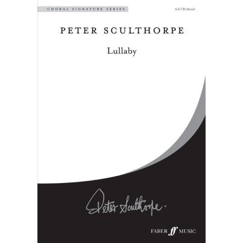 FABER MUSIC SCULTHORPE PETER - LULLABY - SATB UNACCOMPANIED (PER 10 MINIMUM)