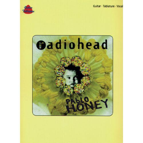FABER MUSIC RADIOHEAD - PABLO HONEY - GUITARE TAB