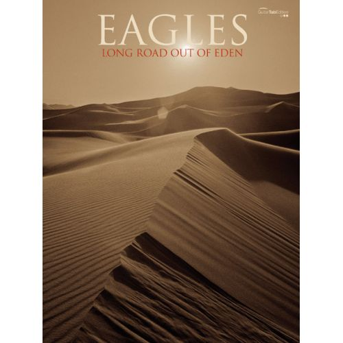 FABER MUSIC EAGLES - LONG ROAD OUT OF EDEN - GUITARE TAB