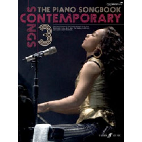 FABER MUSIC PIANO SONGBOOK - CONTEMPORARY SONGS VOL.3