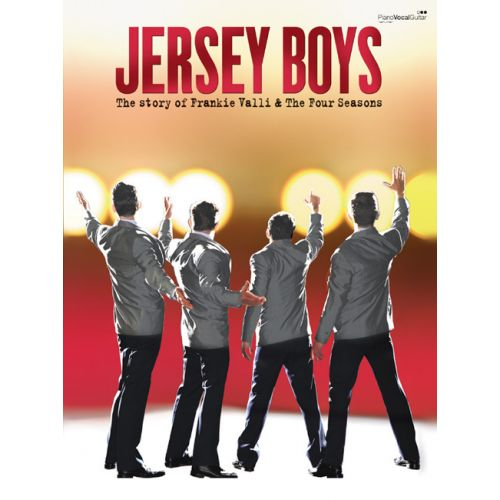 FABER MUSIC VALLI FRANKIE - JERSEY BOYS - PVG