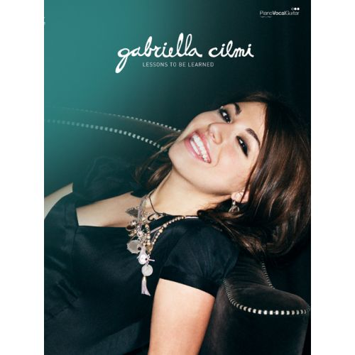 FABER MUSIC CILMI GABRIELLA - LESSONS TO BE LEARNED - PVG