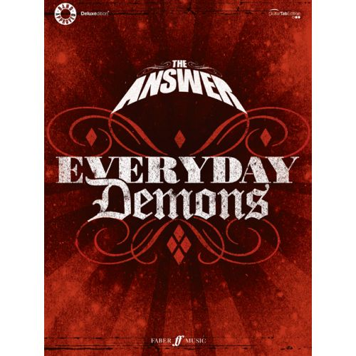 FABER MUSIC ANSWER THE - EVERYDAY DEMONS - GUITARE TAB