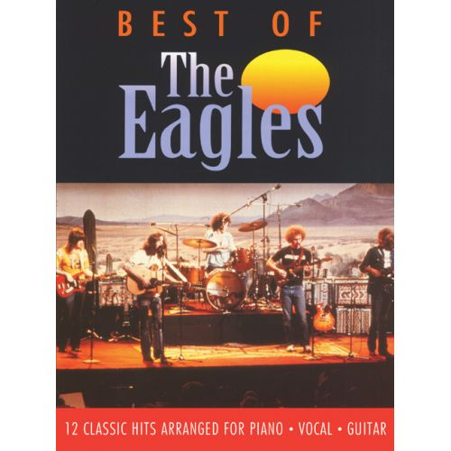 FABER MUSIC EAGLES THE - BEST OF - PVG